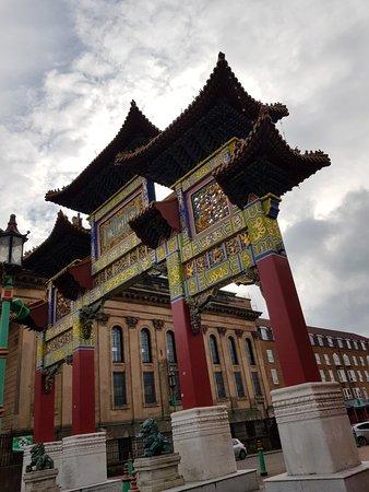 The Paifang