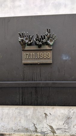 Velvet Revolution Memorial