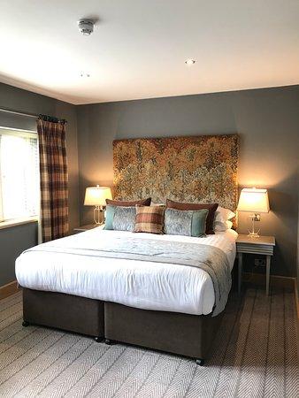 Fence, UK: Stunning room!
