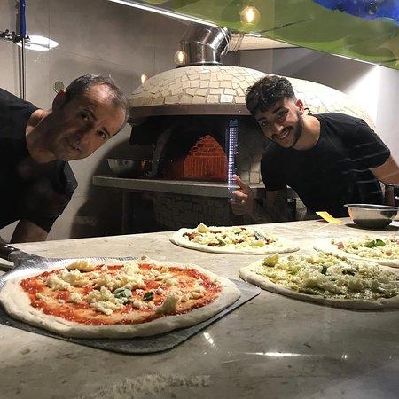 Pizza da gustare sia a pranzo che a cena