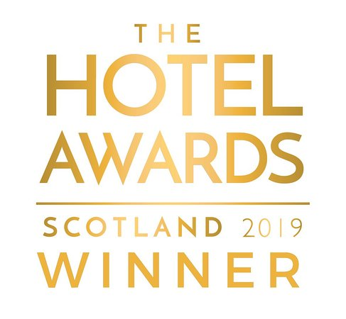 Delighted to have been crowned the best B&B in Scotland at The Hotel Awards Scotland 2019
