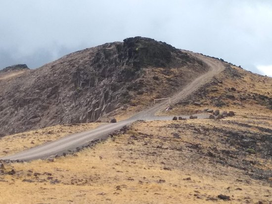 Frenchglen, OR: Steens Mountain Road