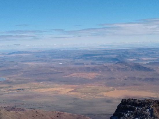 Frenchglen, OR: Steens Mountain View