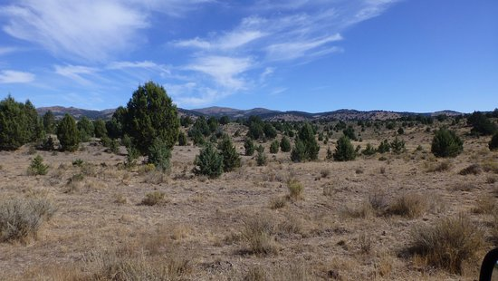 Grand View, ID: Owyhee Uplands Backcountry Byway