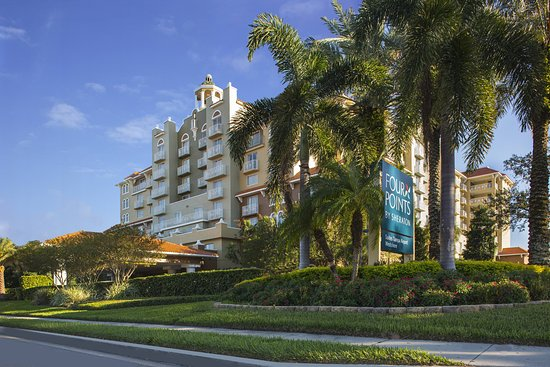 Four Points by Sheraton Suites Tampa Airport Westshore Hotel