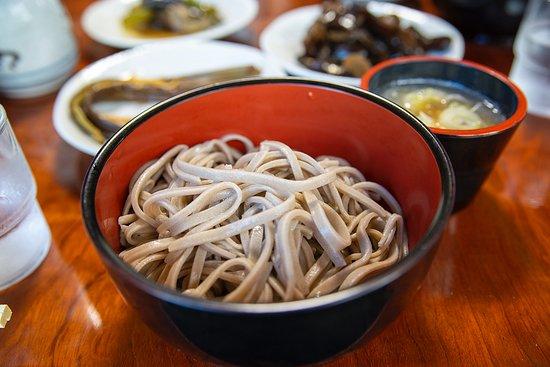 Oishida-machi, Japan: 蕎麦