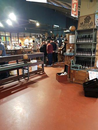 Pinnacles Desert Sunset Stargazing Tour: Café at Coffee place Swan Valley
