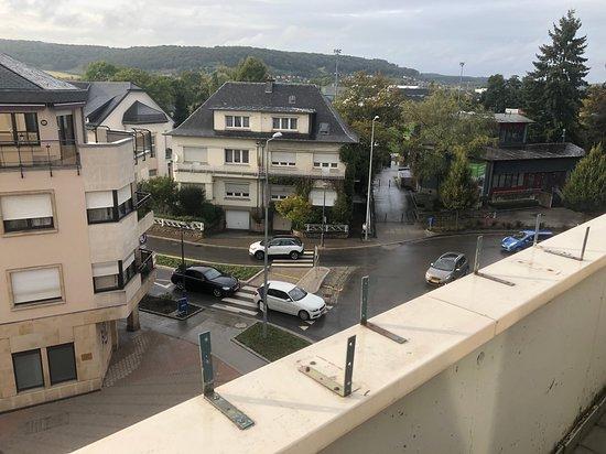 Walferdange, Luxemburg: Big balcony