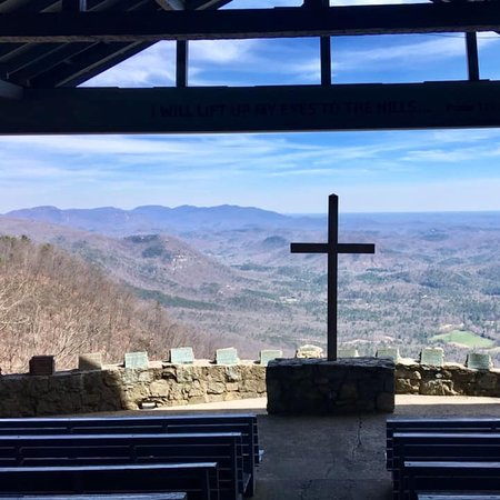 This was a very cold day. We sat here completely overwhelmed by the goodness and greatness of our GOD!! It easy to be swept away by the beauty here, anytime of day, we highly recommend!!