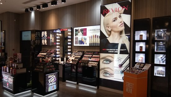 International branded Cosmetic shop