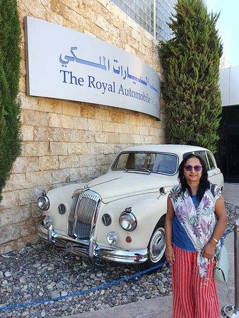 Amman, Yordania: Royal automobile museumThe