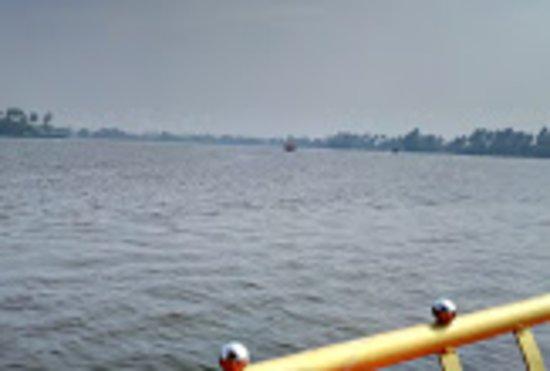 Kerala, Hindistan: Beautiful sea water