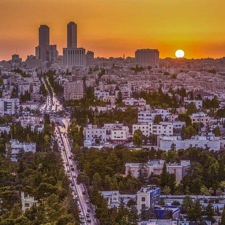 Amman Capital Of Jordan