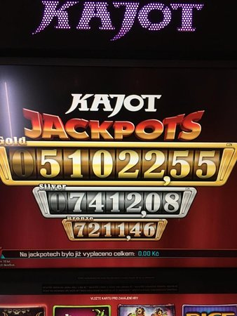 Jackpots every day