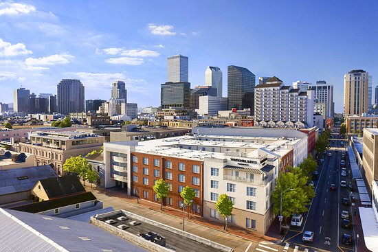 SpringHill Suites New Orleans Downtown/Convention Center Hotel