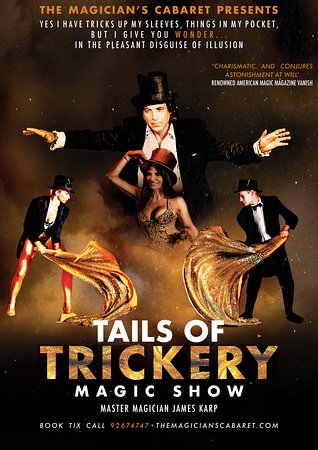 Tails of Trickery NOW PLAYING