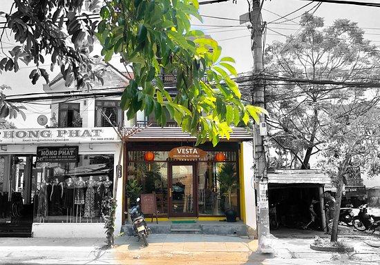 Vesta Bookstore Hoi An