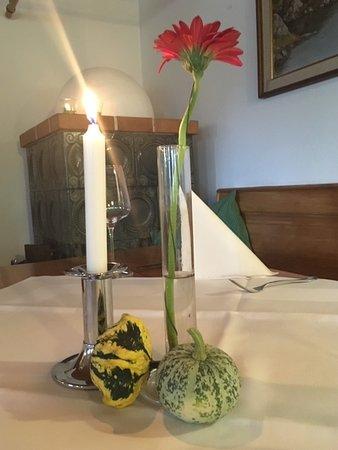 Michaelbeuern, Østerrike: Gemütliche Herbstzeit in der Kellnerei