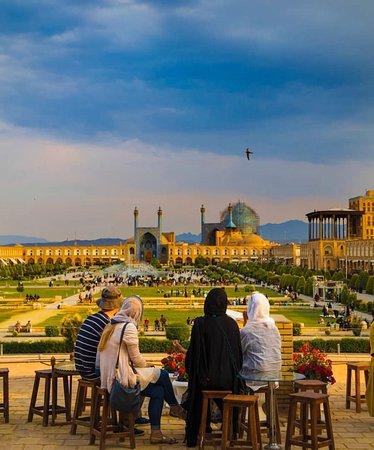 Isfahan Province, Iran: Naqsh e Jahan Square #IRAN #Isfahan