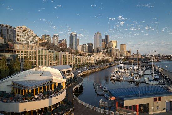 Seattle Marriott Waterfront Hotel