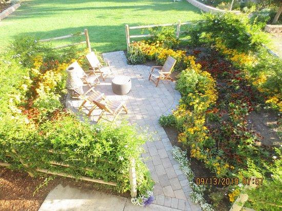 Baywood Park, Καλιφόρνια: patio