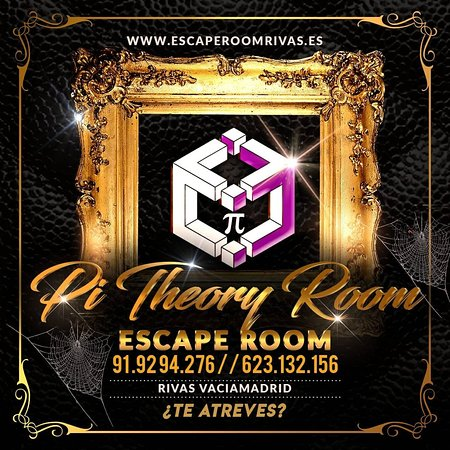 Pi Theory Room ( ESCAPE ROOM RIVAS )