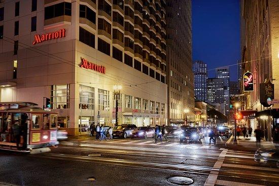 San Francisco Marriott Union Square Hotel