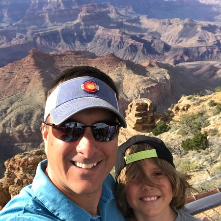 Taman Nasional Grand Canyon, AZ: Deep joy