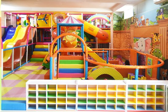 Indoor Play area for Kids in Wagholi, Pune