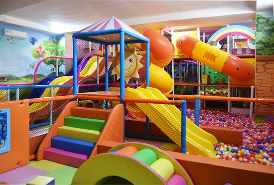 Pune, Inde : Indoor Play area for Kids