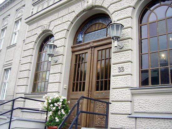 Sassnitz, Germany: Das Rathaus...