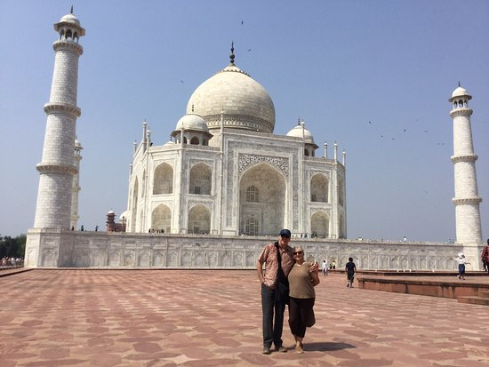 #1 Guide in Agra