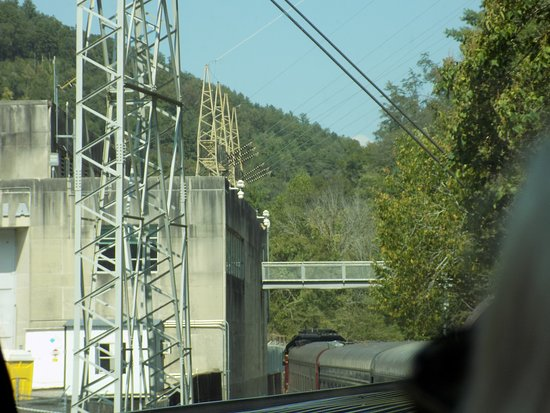Etowah, TN: Power station.