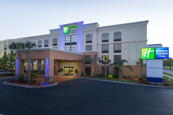 Holiday Inn Express & Suites Jacksonville Airport Hotel