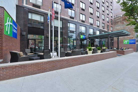 Holiday Inn Express Manhattan Midtown West Hotel