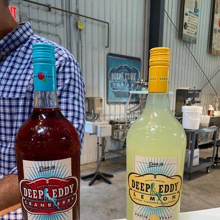 Deep Eddy Vodka Tour with Texas Tipsy Tours