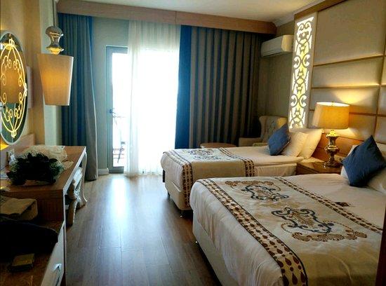 Элегантный отель с первоклассным обслуживанием :)