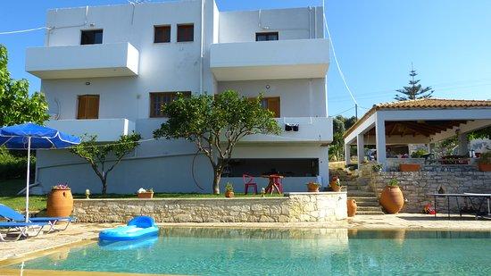 Erfoi, Griekenland: Villa stefania
