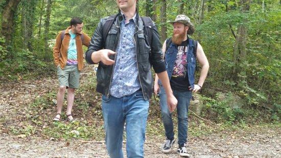 Signal Mountain, TN : Ritchie Hollow Trail