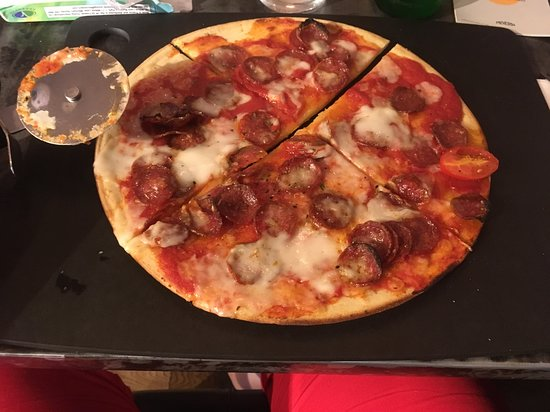 Pizza Express London 168 176 Eltham High St Updated