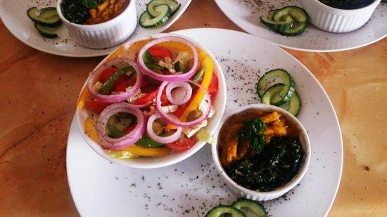Fresh Salads and Veggies