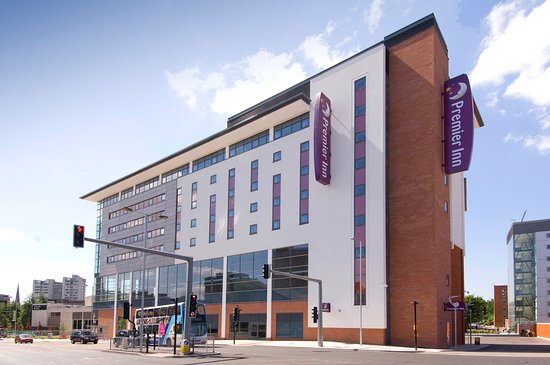Premier Inn Coventry City Centre (Belgrade Plaza) hotel
