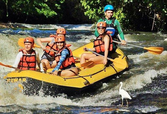 Rafting - Sprouts - Rio Jacaré Pepira by Wild Canoe Territory: Rafting