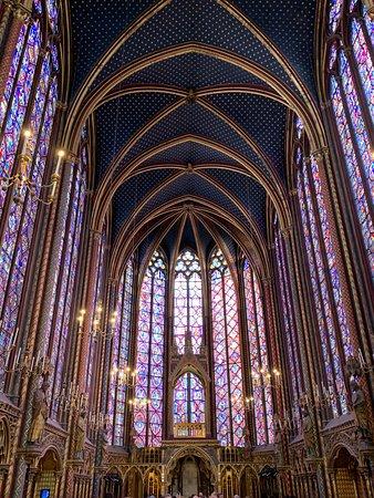 Paris Sainte Chapelle in Palais de la Cité Skip the Line Entrance Ticket: Sainte Chapelle