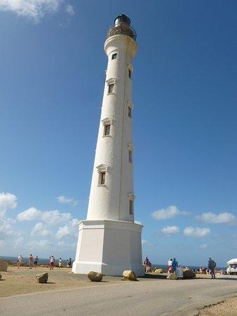 Aruba Island Sightseeing Tour: California Lighthouse, Aruba.