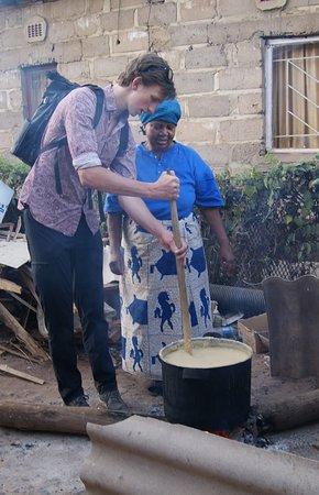 Brewing Mukoyo