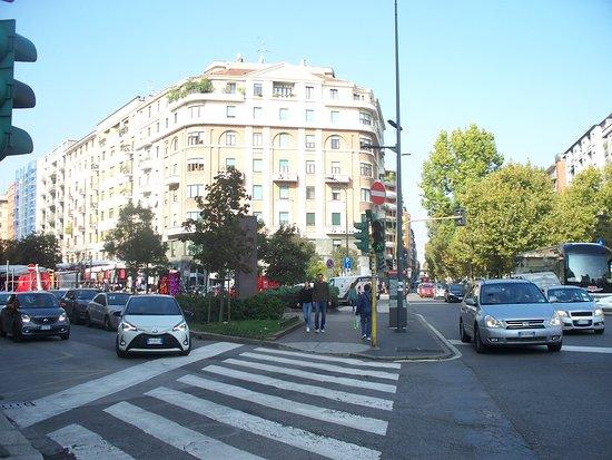Monumento ai Martiri di Piazzale Loreto