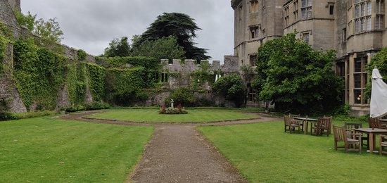 Grounds of Thornbury Castle