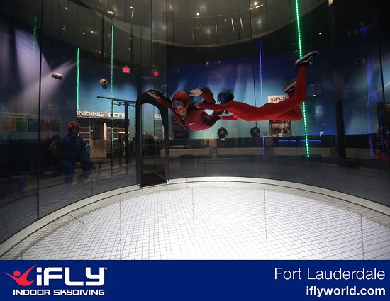 Ifly Indoor Skydiving Fort Lauderdale Davie 2020 All
