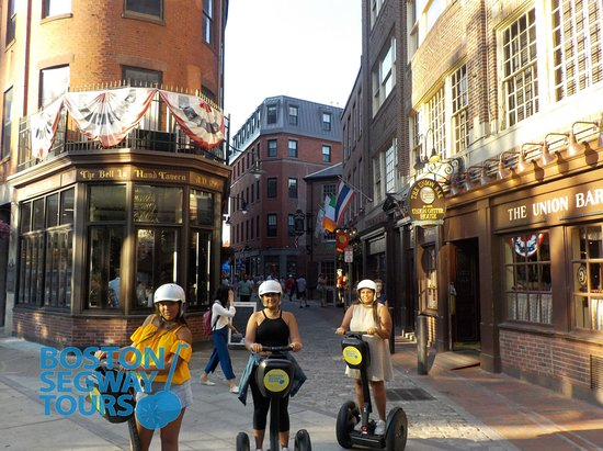 Riding your #cruise #ship into #BlackFalcon this fall? Whether it's #RoyalCaribbean  or #CelebrityCruises - find us near the #Aquarium to see so much, in so little time! 😃 #Boston #Segway #Tours www.bostonsegwaytours.net